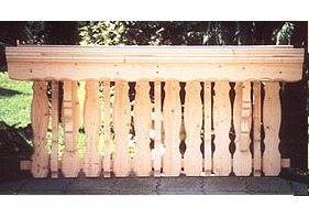 Eichsfeldholz Ihr Holzhandel Im Eichsfeld Balkongelander